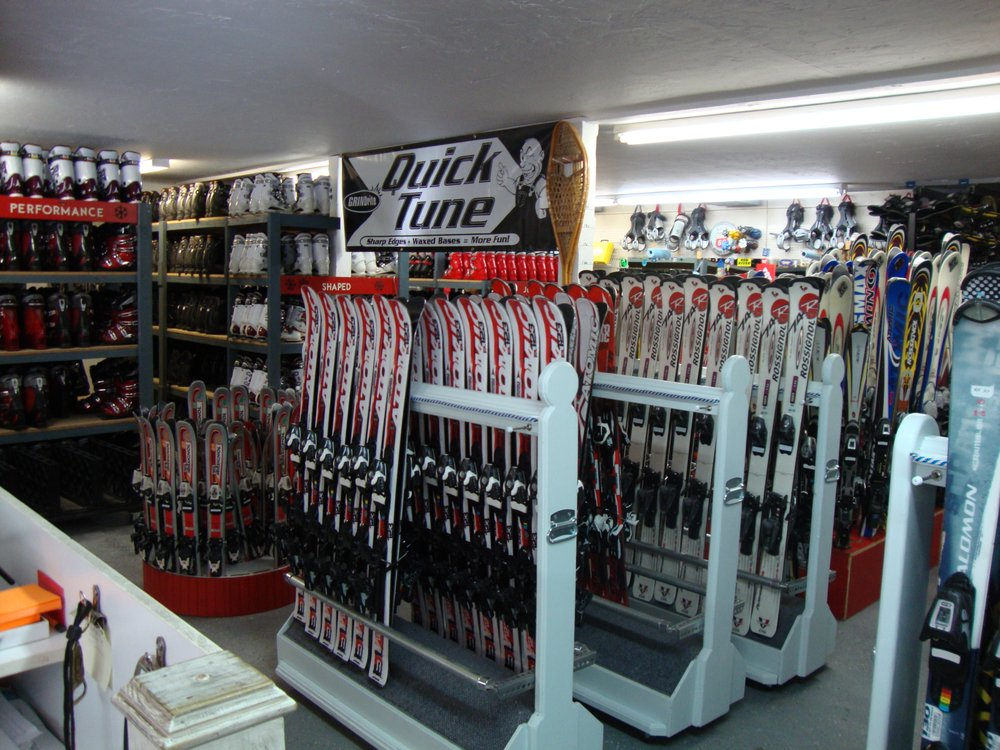 All Seasons Sports: 600 W Main St, Red River, NM