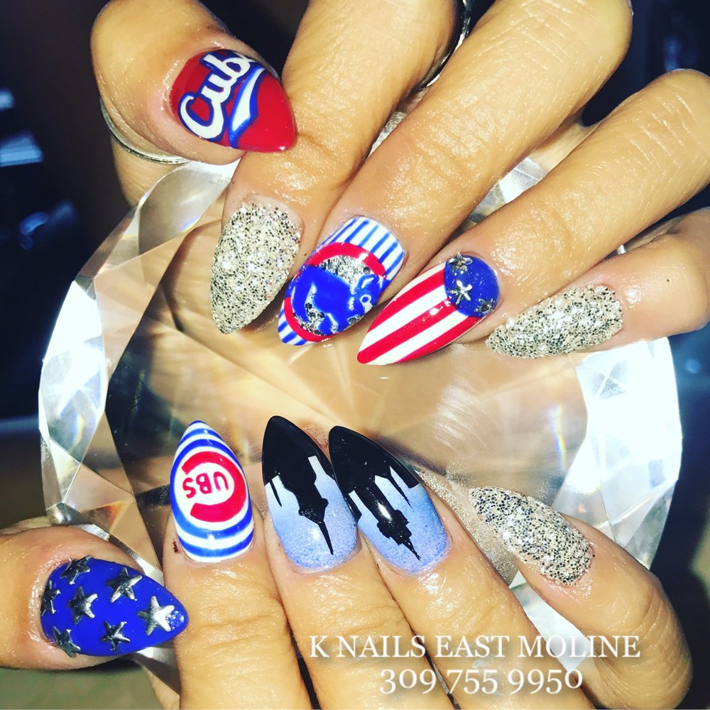 K Nails - 14 Photos - Nail Salons - 631 Avenue Of The Cities, East ...