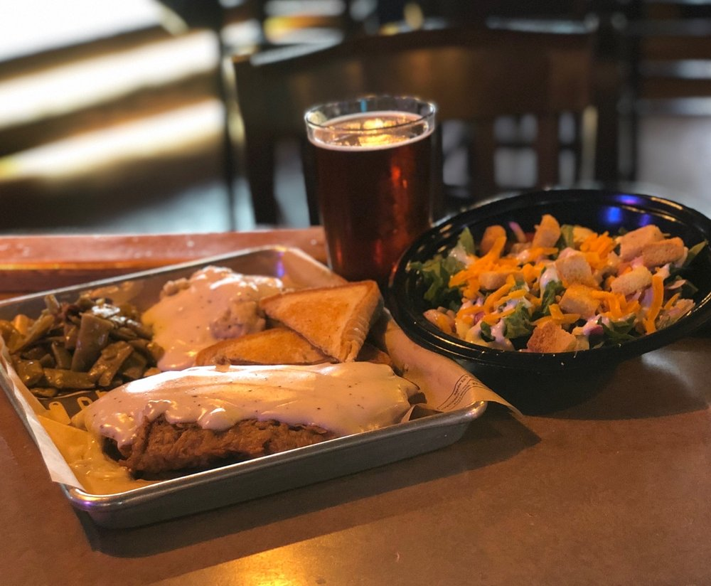 Food from Sugar's Smokehouse - Abilene