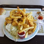 Land N Sea Restaurant 54 Reviews Seafood 67 Lynnfield St