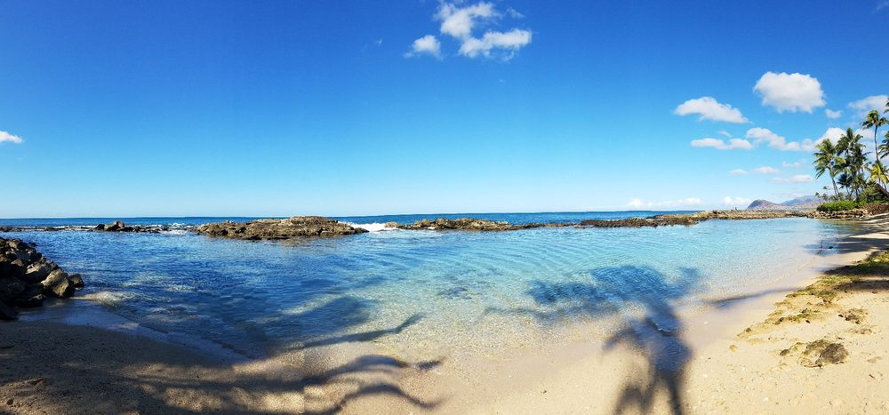 Secret Beach: 92-1101 Ali'inui Dr, Kapolei, HI