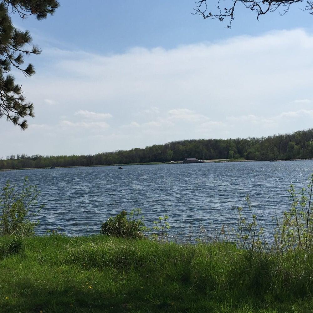 Swan Lake State Park: 22676 Swan Lake Trl, Carroll, IA