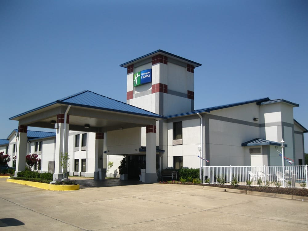 Holiday Inn Express Hope: 2600 N Hervey St, Hope, AR