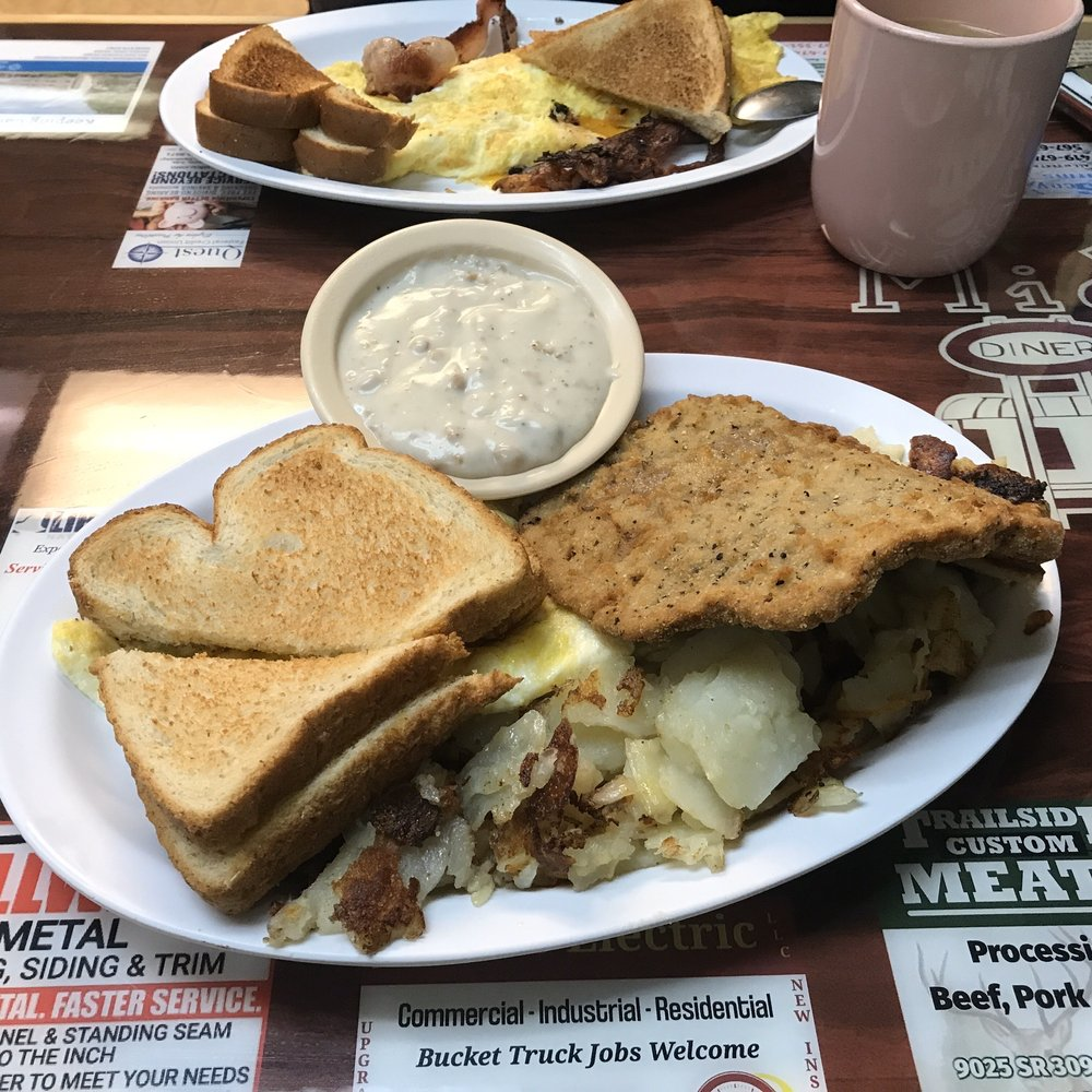 Midway Restaurant: 350 W Franklin St, Kenton, OH
