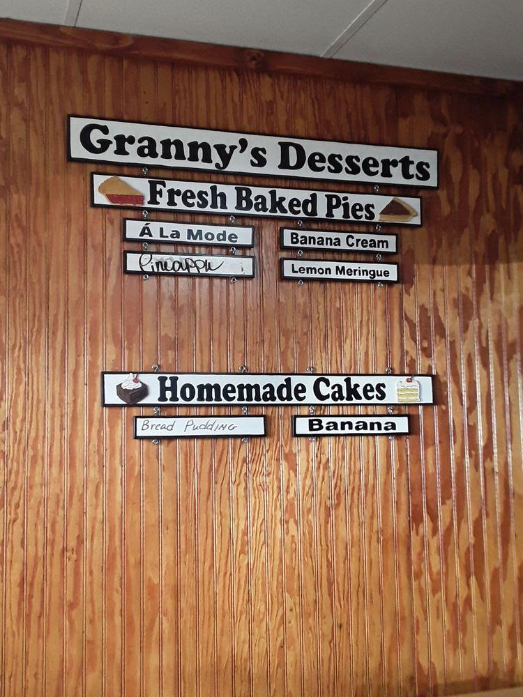 Granny's Kitchen: 104 N Main St, Oakley, MI
