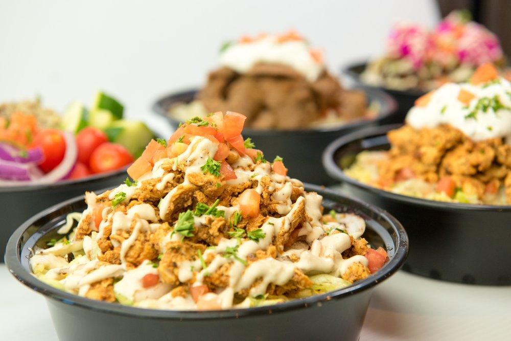Pita Street Food: 8030 Senoia Rd, Fairburn, GA