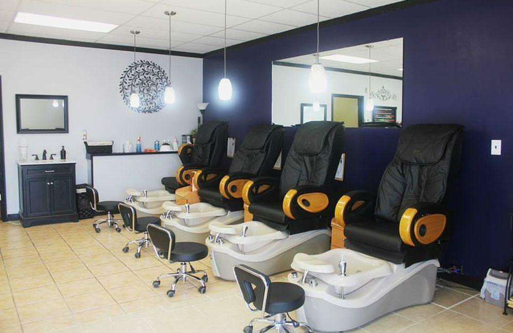 Haus of Nails & Hair Salon: 1934 Industrial Blvd, Abilene, TX
