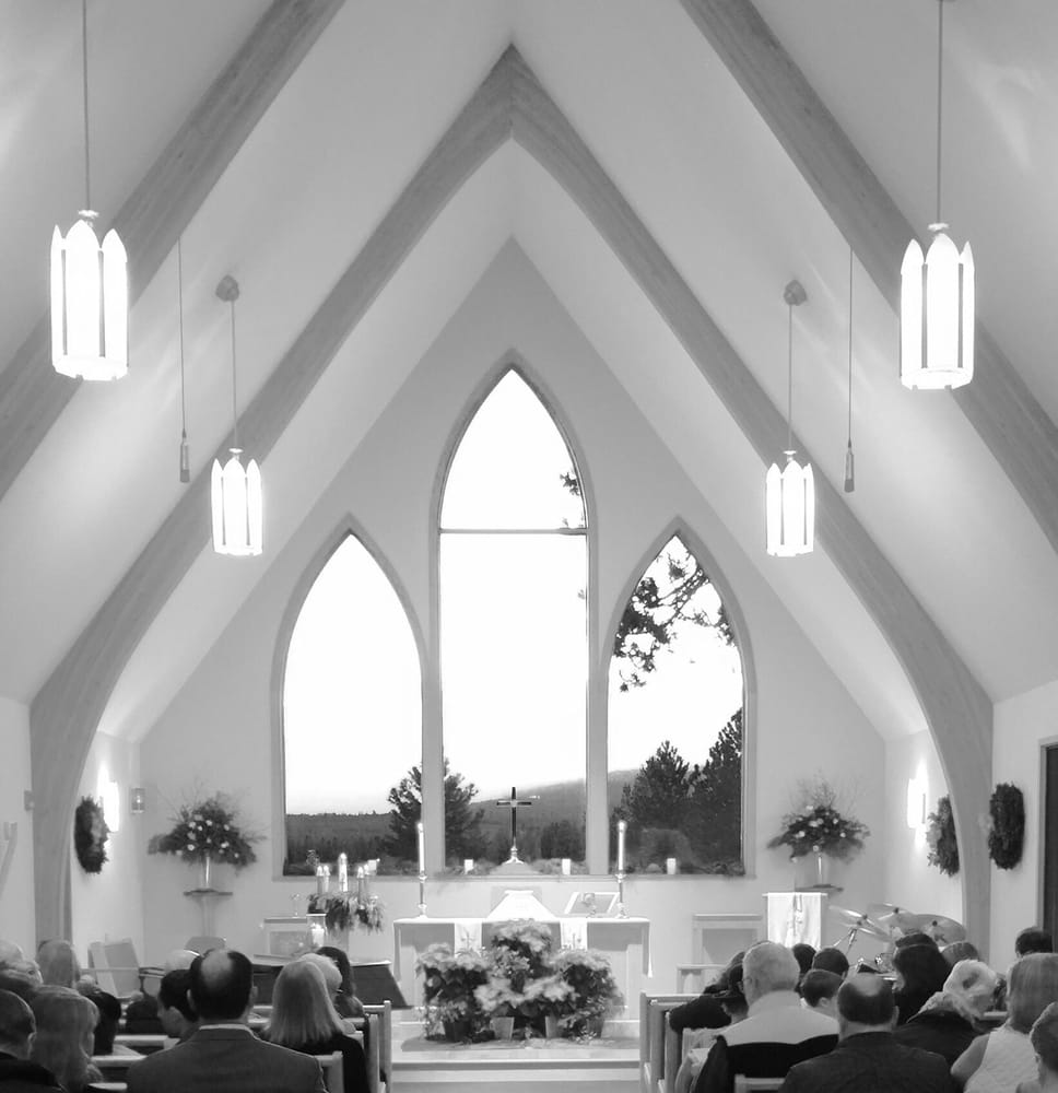 Episcopal Church of the Transfiguration: 68825 Brooks Camp Rd, Sisters, OR