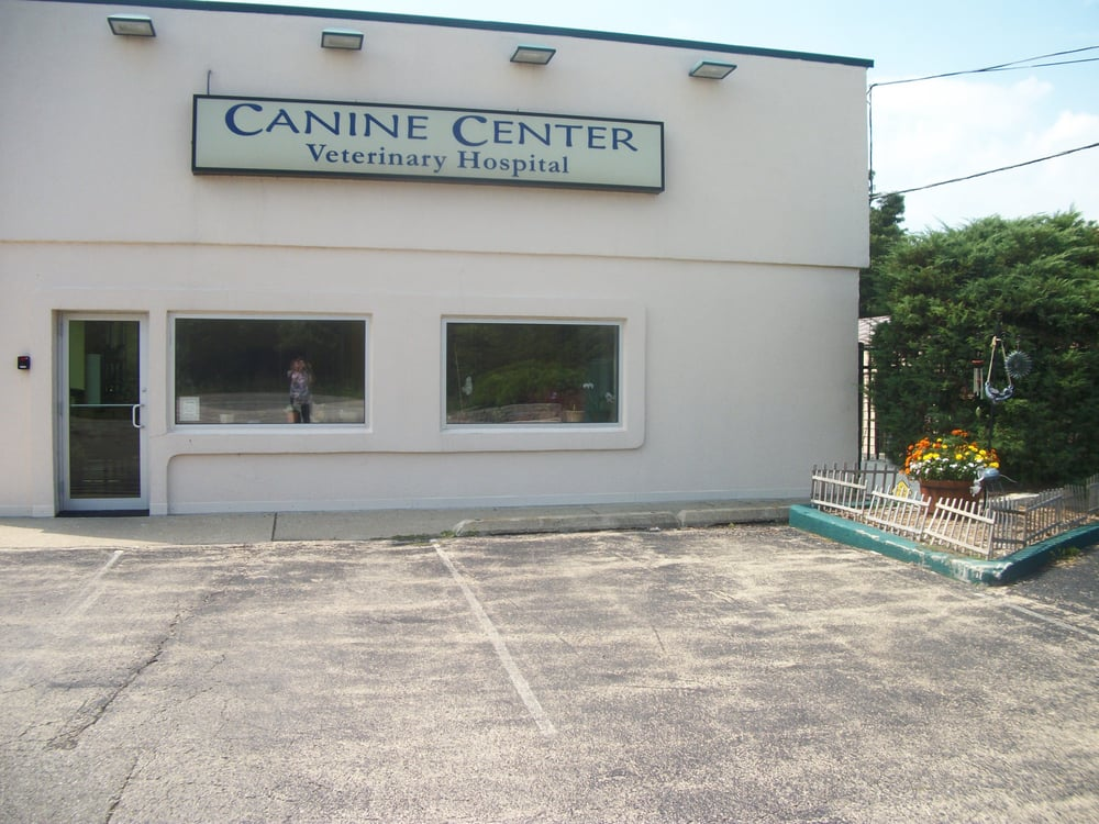 Canine Center: 34740 N US Hwy 45, Lake Villa, IL