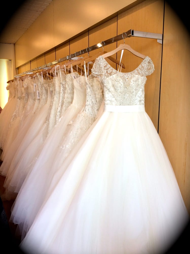 Wedding Dresses Los Angeles Yelp : Such a beautiful selection of gowns easy to purchase both
