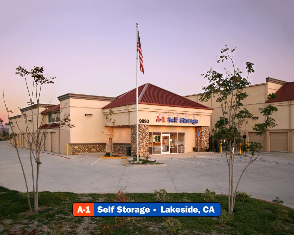 A 1 Self Storage 12 Photos Amp 25 Reviews Self Storage