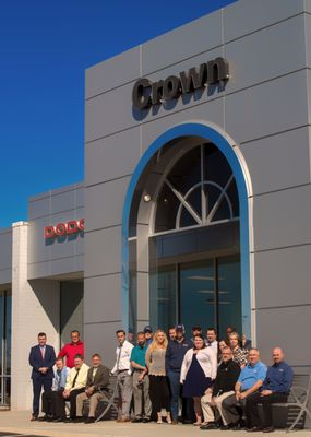 Crown Dodge Of Fayetteville 436 N Mcpherson Church Rd