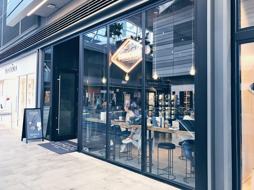 Dr Smood - Brickell Organic Cafe