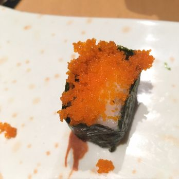 Gallery sushi 53 photos 77 reviews sushi 275 for Flying fish roe