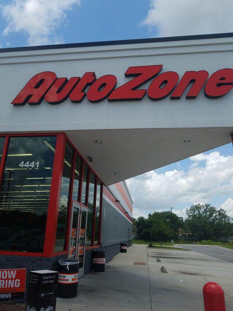 AutoZone Auto Parts: 222 S John Young Pkwy, Kissimmee, FL