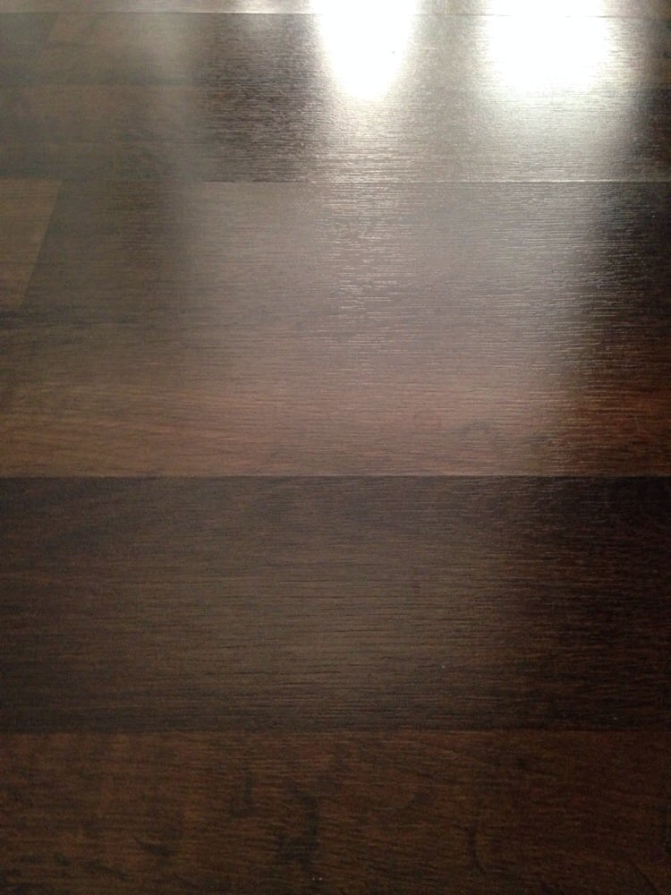 how to clean laminate photos