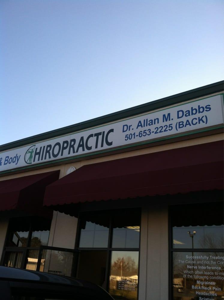 Back & Body Chiropractic: 4430 Highway 5 N, Bryant, AR