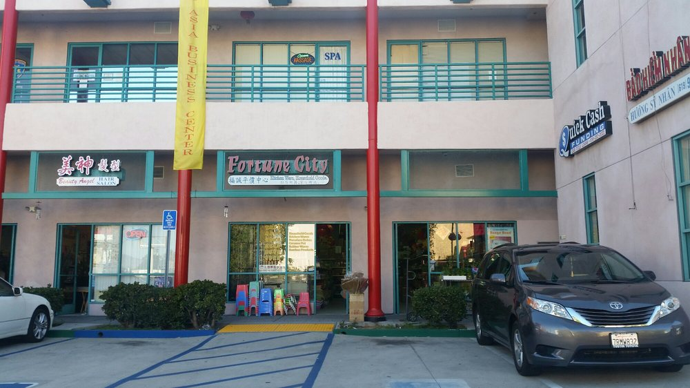 Fortune City Bargain Center