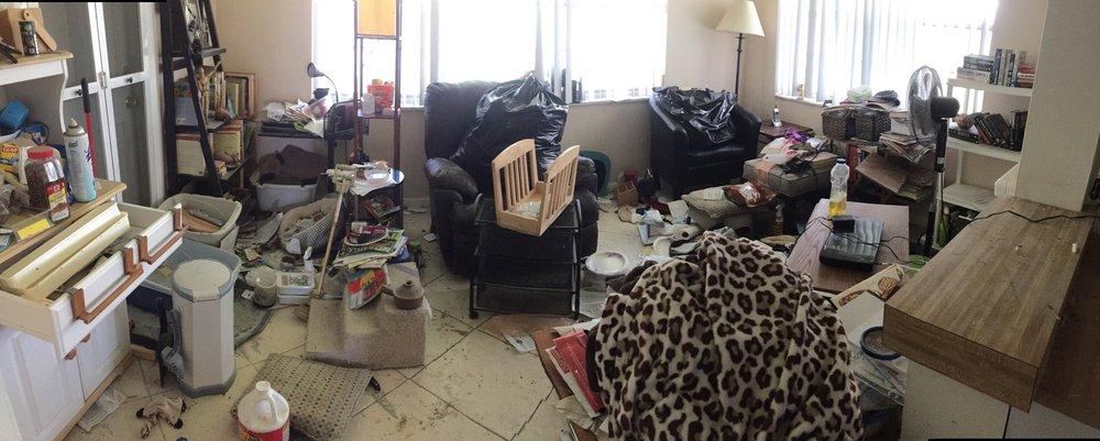 Bill Warner Trash Removal: 811 Franklin Rd, West Palm Beach, FL