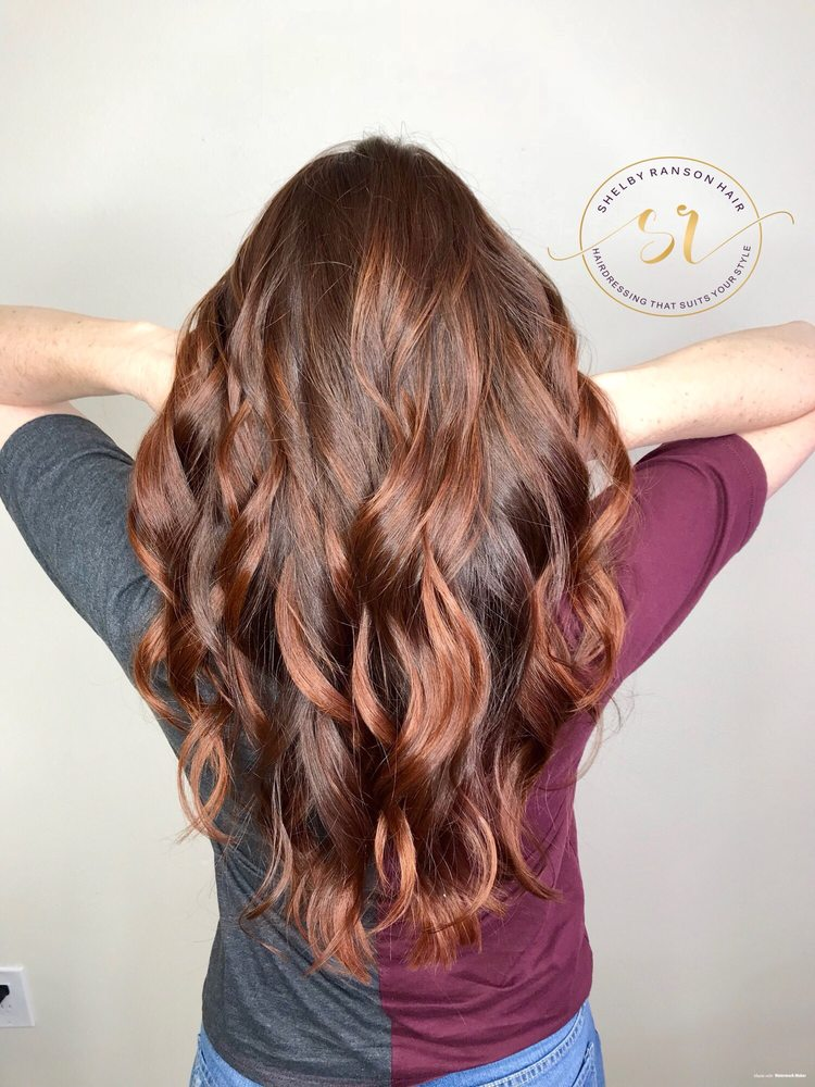 Hair Color Cut And Style Yelp