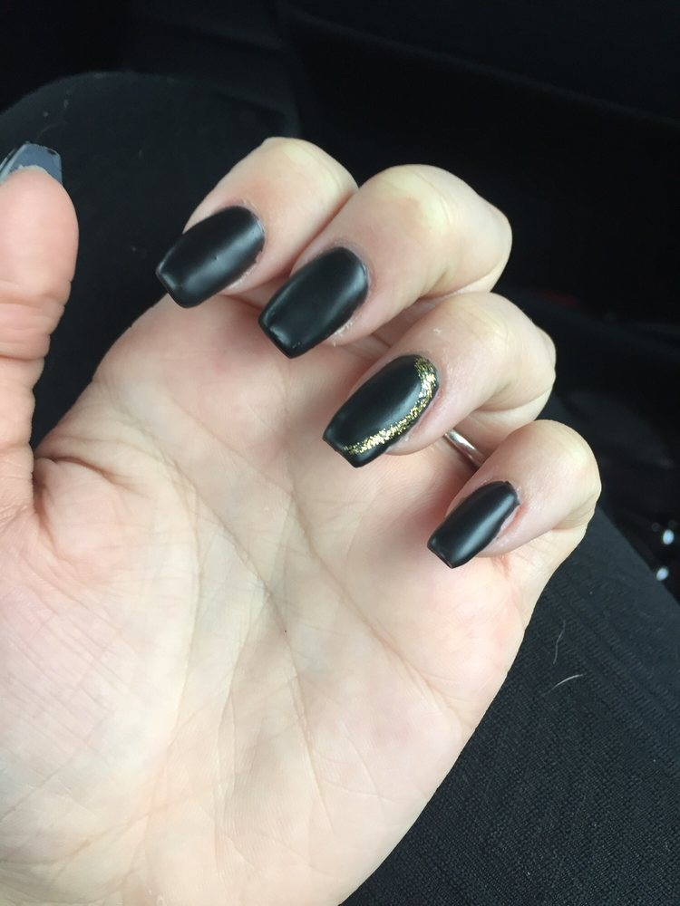 I may be too picky but I wish they would have put polish all they ...