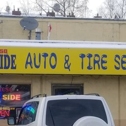 Eastside Auto Service And Tire Shop Tires 180 Muldoon Rd