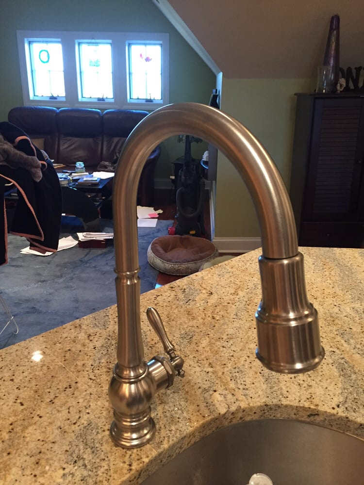 My kitchen faucet:) - Yelp