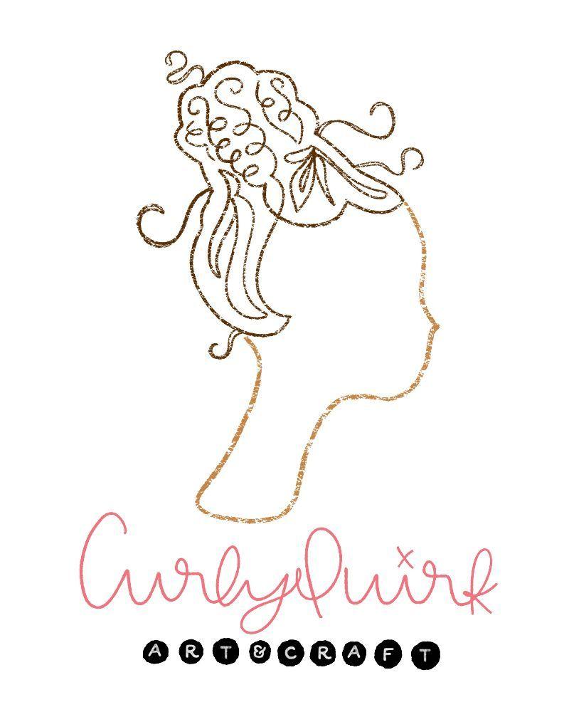 CurlyQuirk Art + Craft