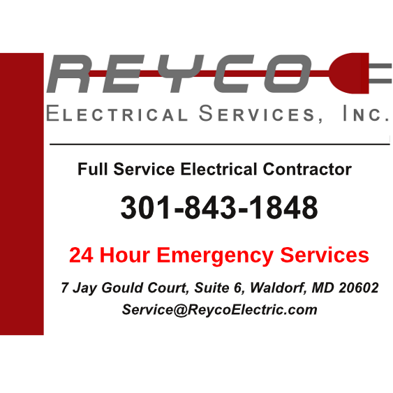 Reyco Electrical Services: 7 Jay Gould Ct, Waldorf, MD