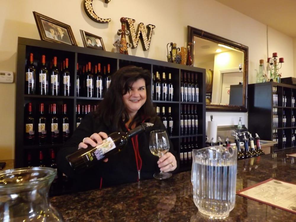 Cella Winery: 6927 Ebrook's Blvd, Kingman, AZ