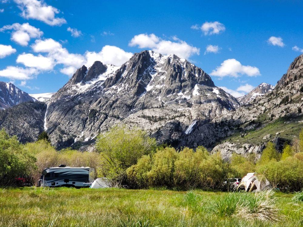 Silver Lake Campground: CA-158 June Lake Lp, June Lake, CA