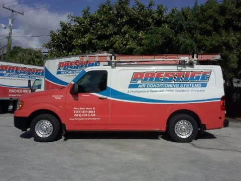 Prestige Air Conditioning Systems