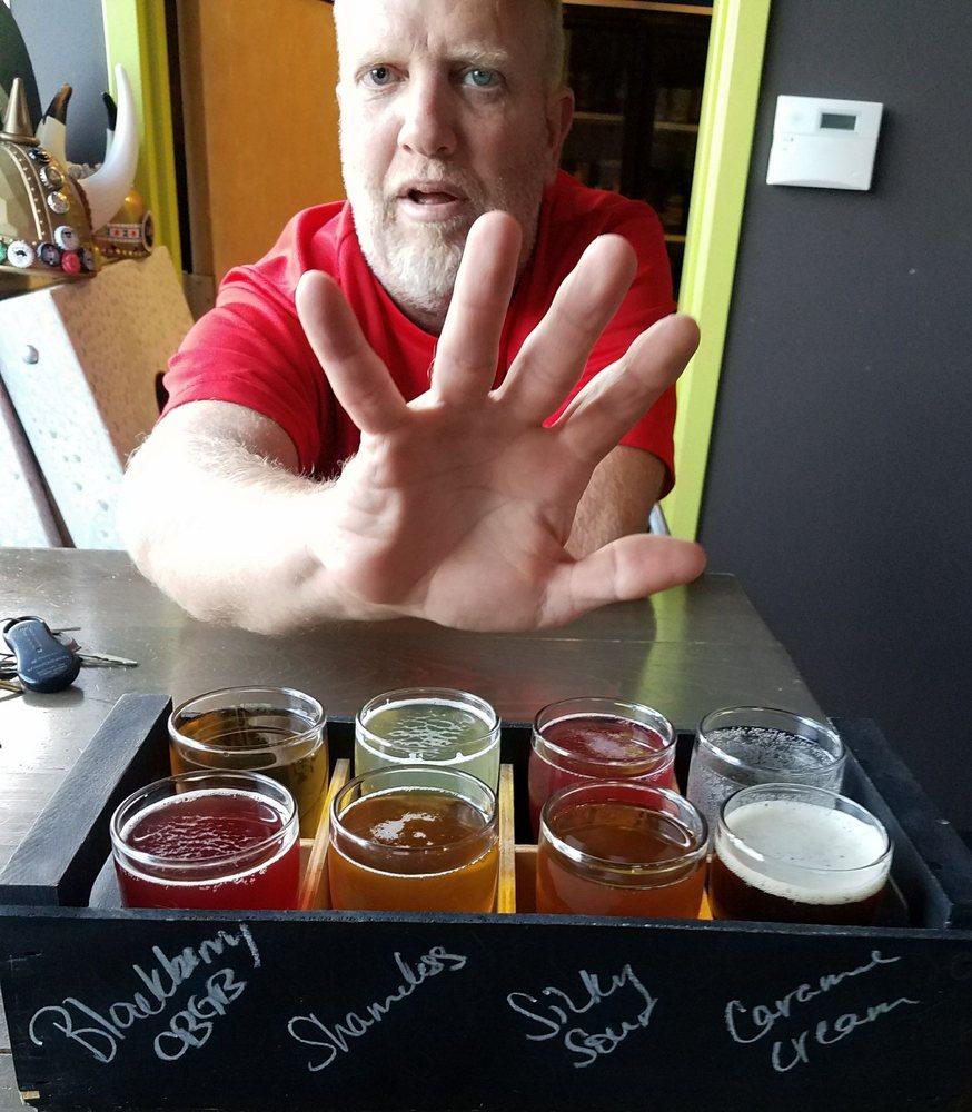 Six Ten Brewing: 7052 Benjamin Rd, Tampa, FL
