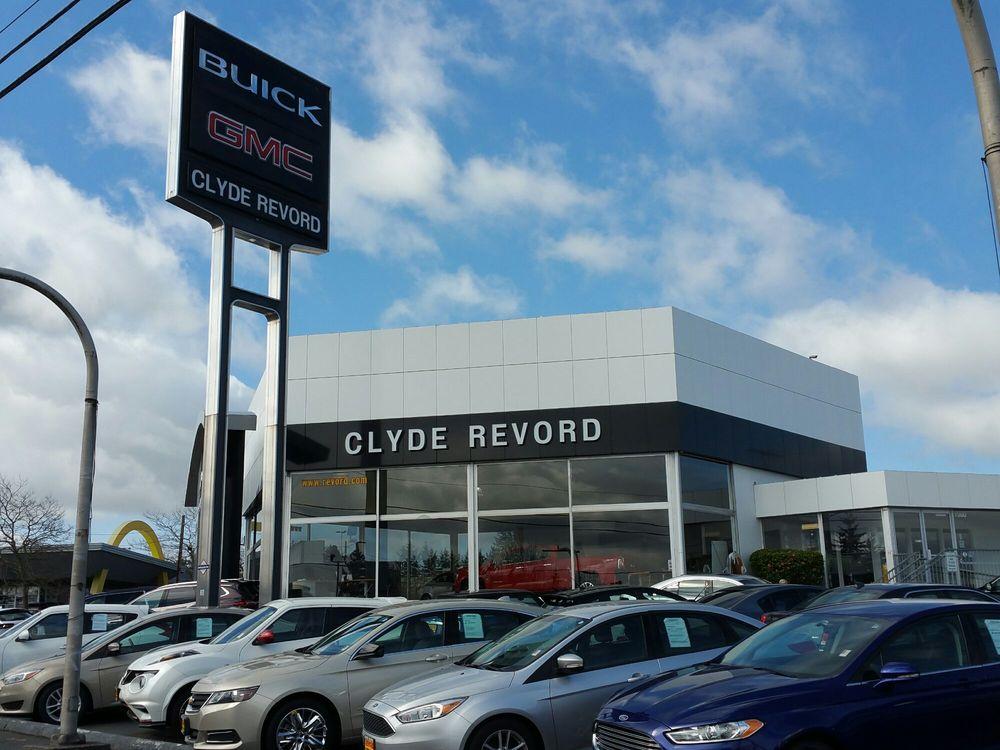 Clyde Revord Motors Everett Wa Of Clyde Revord Motors Inc 76 Reviews Autodealers 7900