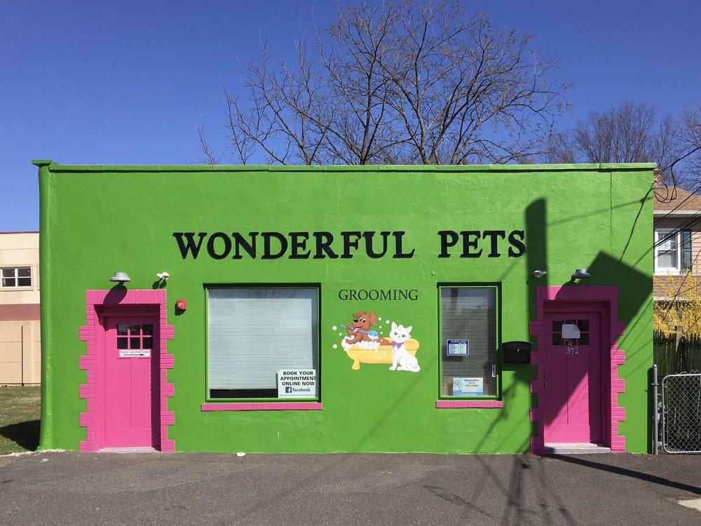 Wonderful Pets Grooming: 372 Vosseller Ave, Bound Brook, NJ