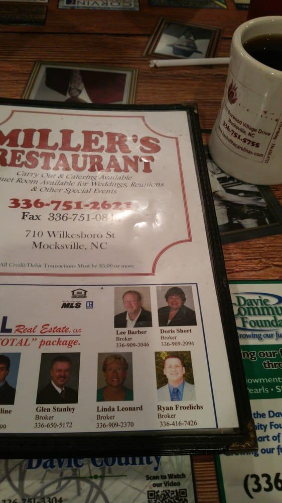 Restaurants Near Me Mocksville Nc
