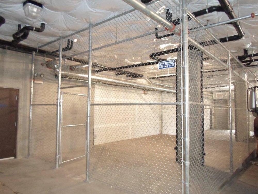 inside basement chain link fence yelp rh yelp com