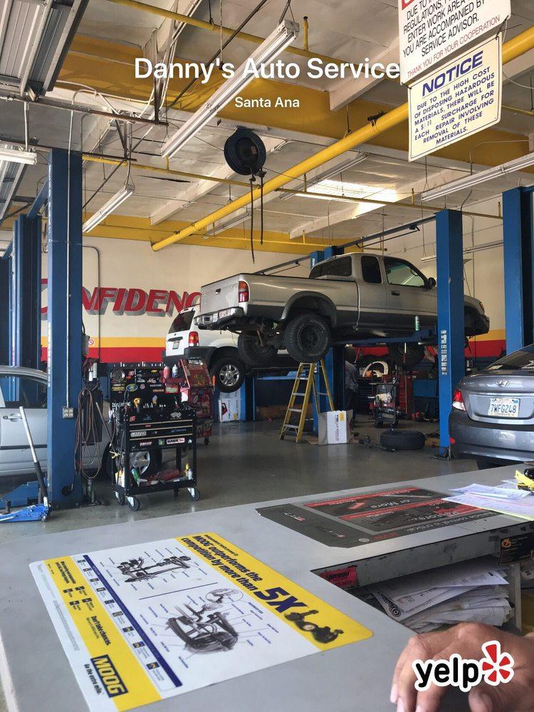 Dannys Auto Parts >> Danny S Auto Service 81 Photos 134 Reviews Auto Repair