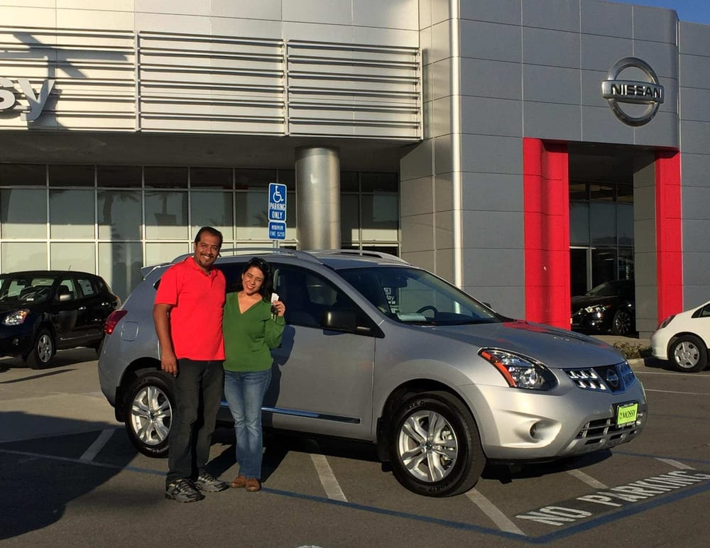 Nissan Chula Vista >> Today We Got Our New Nissan Rogue Mr Kim Yuquimpo General Manager