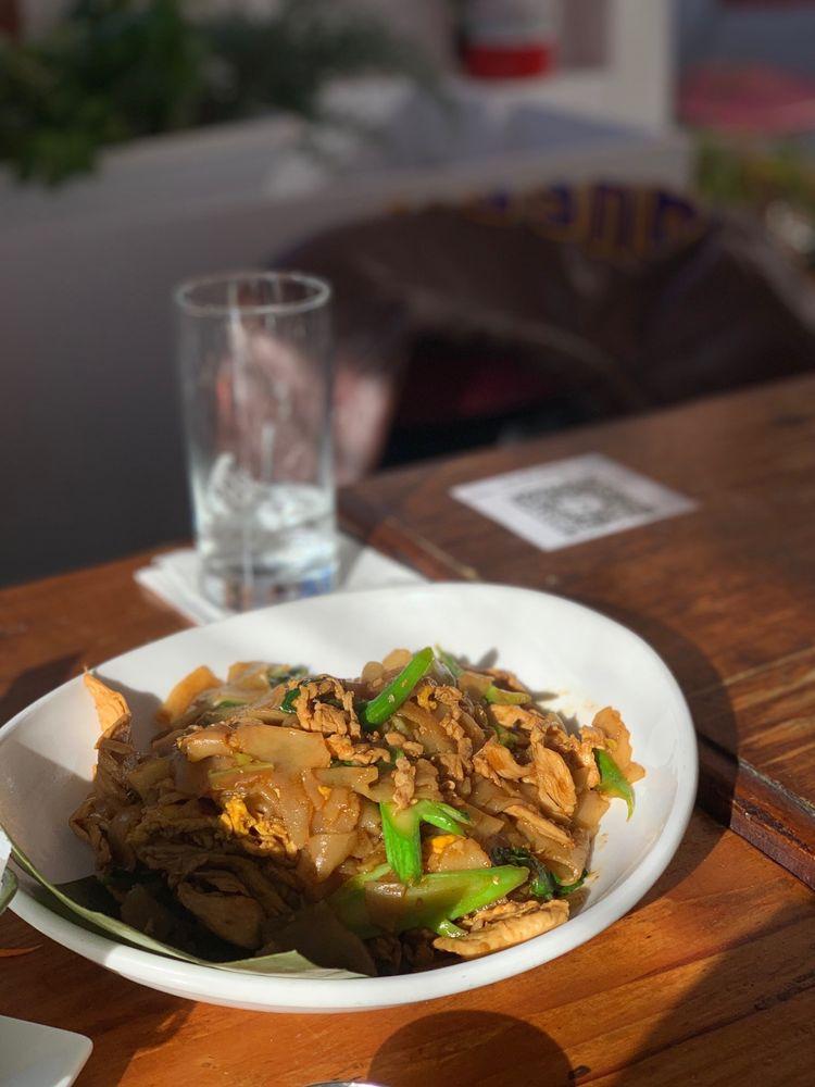 Thai Farm Kitchen Seaport: 21 Peck Slip, New York, NY