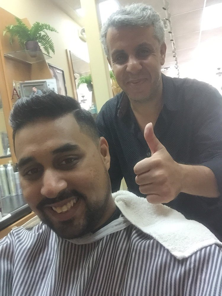 Great Hair Cut And Bread Trim By Monti Barber Yelp