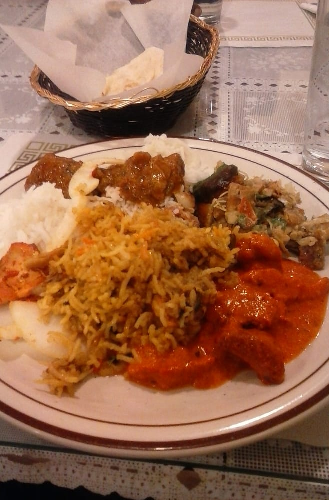 Buffet plate 2 yelp for Athidhi indian cuisine sterling heights