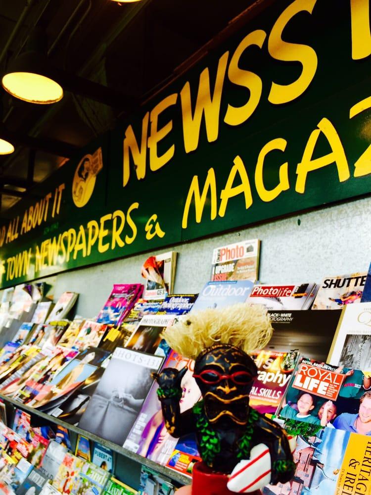 First & Pike News