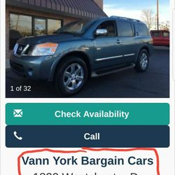 Vann York Auto Group - 10 Photos - Car Dealers - 500 Eastchester Dr