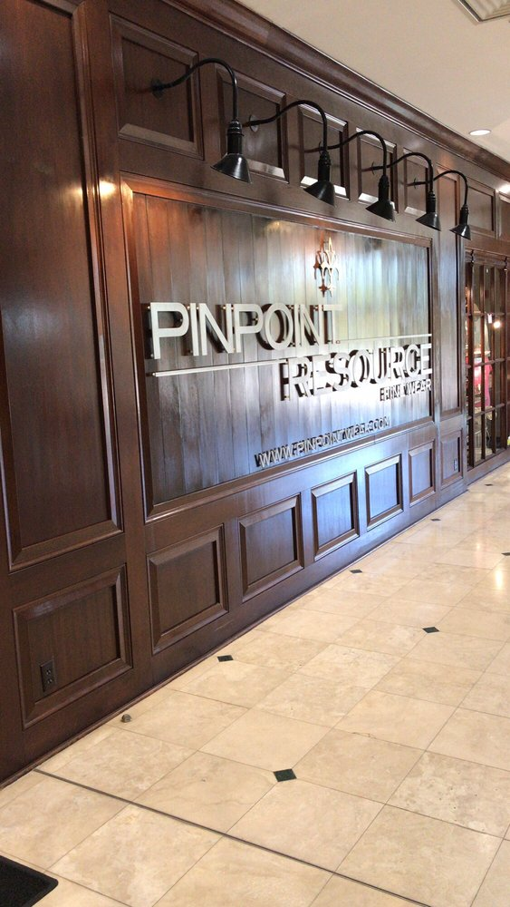 Pinpoint Resource Fine Wear