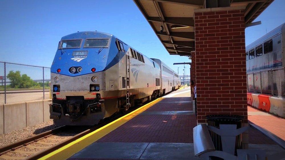 Ft. Worth Intermodal Transportation Center Station