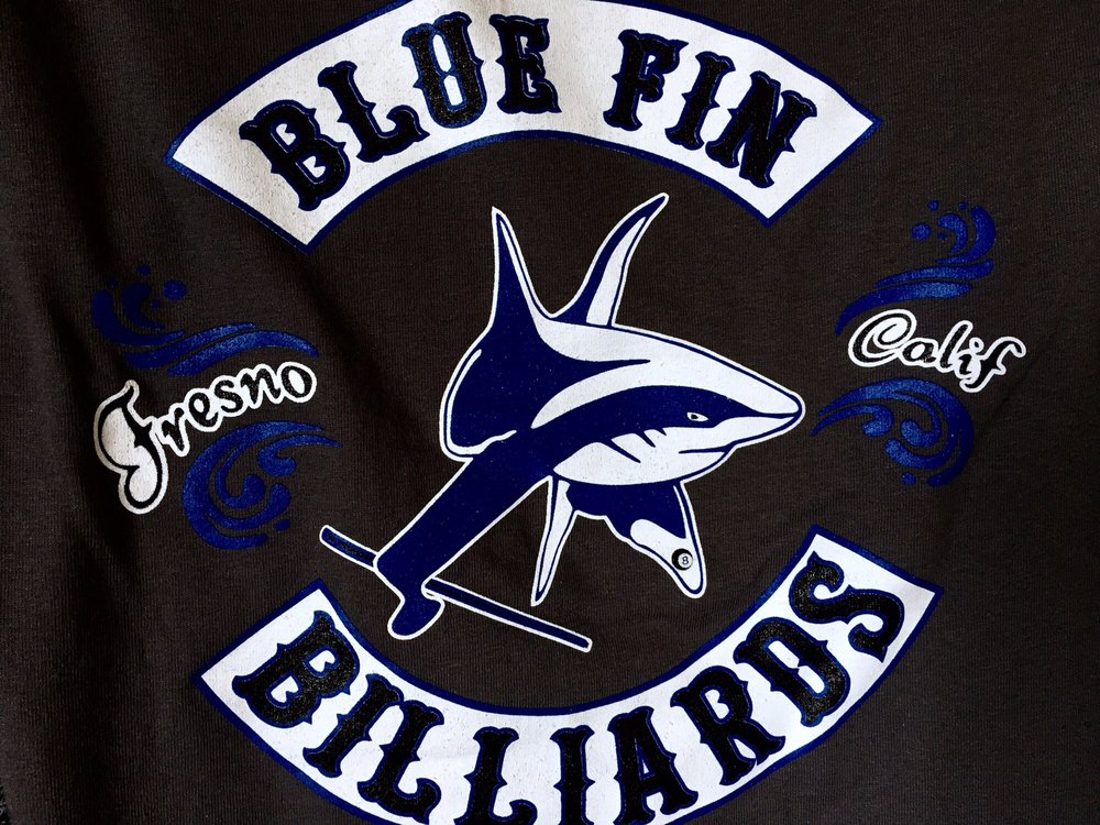 Blue Fin Billiards