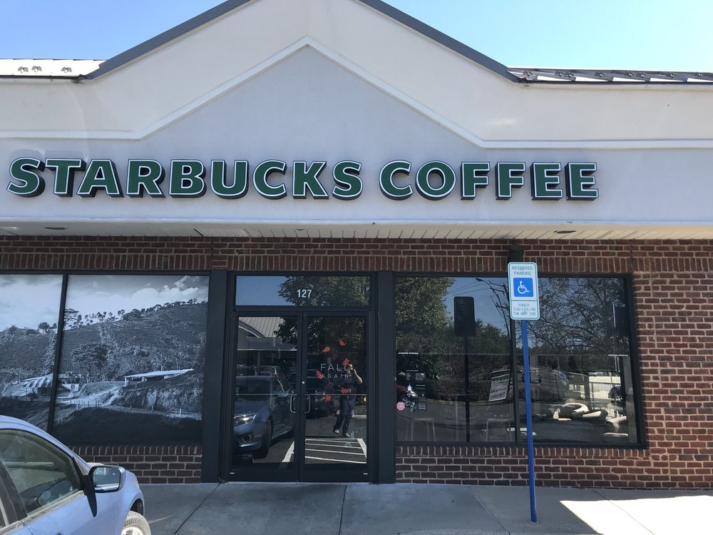 Starbucks: 127 West Lee Hwy, Warrenton, VA
