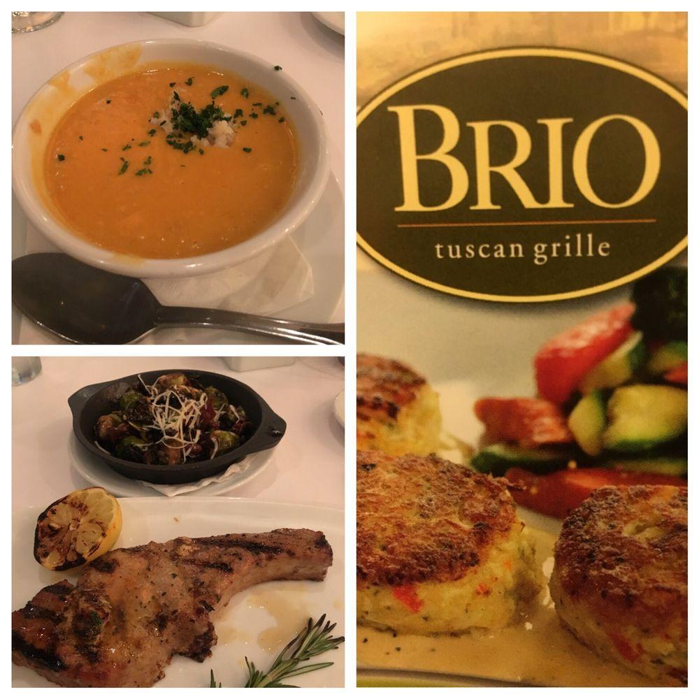 Brio Coastal Bar And Kitchen Charlotte Nc