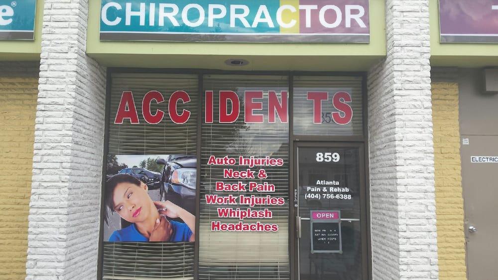 Atlanta Pain & Rehab: 859 Ralph David Abernathy Blvd SW, Atlanta, GA
